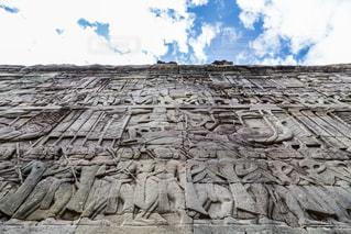 古い石造りの建物の写真・画像素材[1036734]