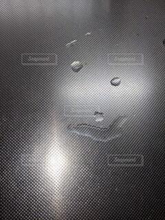 台所で見つけた顔の写真・画像素材[3822493]