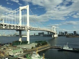 東京湾の写真・画像素材[3853988]