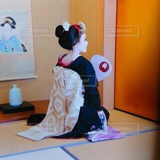 舞妓の写真・画像素材[3849381]