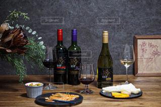 ワインの写真・画像素材[4089941]