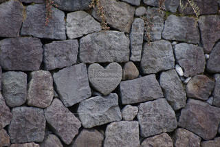 近くの岩の壁をの写真・画像素材[1158567]