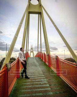 水の体の上の橋 - No.1216862