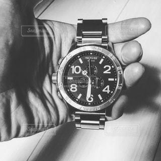 時計の手の写真・画像素材[1479476]