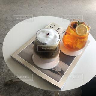 KOREA coffeeの写真・画像素材[3861451]