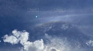 彩雲の写真・画像素材[3867656]
