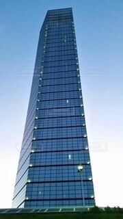 高層ビルの写真・画像素材[3922337]