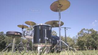 ドラムの写真・画像素材[3959673]