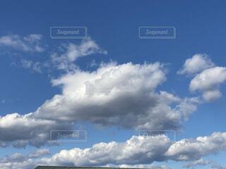 北の空の写真・画像素材[3870946]