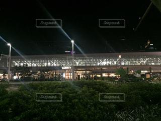 富山駅の写真・画像素材[1561128]