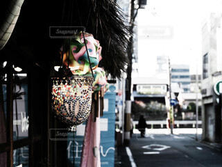京都市内街並みの写真・画像素材[3884393]