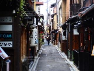 京都 先斗町の写真・画像素材[3884512]