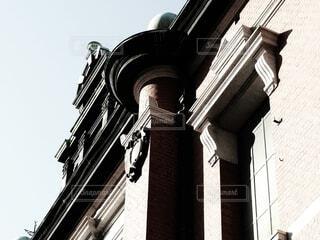 レトロな建物の写真・画像素材[3911461]