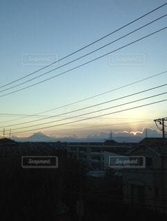 空の写真・画像素材[20647]