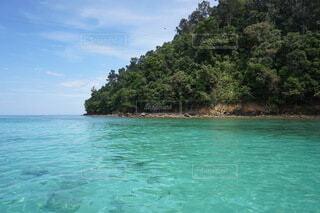 海外の美しい海の写真・画像素材[3886798]