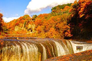 吹割の滝8の写真・画像素材[3889953]