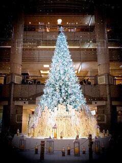 クリスマスツリーの写真・画像素材[3962826]