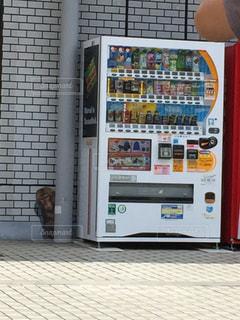 自動販売機の写真・画像素材[163551]