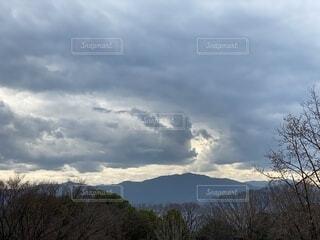 曇り空が良い感じでした。の写真・画像素材[4155365]