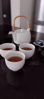 お茶の時間の写真・画像素材[3905675]