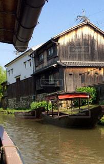 舟の写真・画像素材[581567]