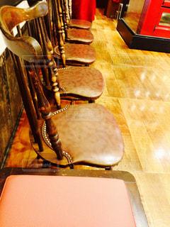 椅子の写真・画像素材[654612]