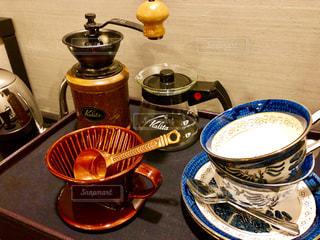 コーヒーの写真・画像素材[1672586]