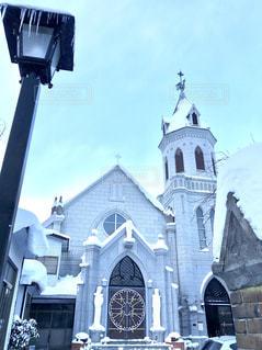 函館の教会の写真・画像素材[1722573]