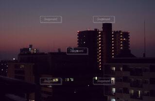 夕焼けの写真・画像素材[4056449]