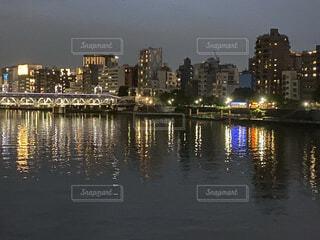 夜景の写真・画像素材[4657962]