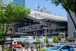 JR大阪駅の写真・画像素材[3921700]