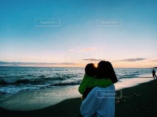 海と空の写真・画像素材[4078974]