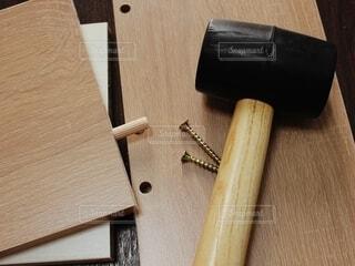 家具の組み立ての写真・画像素材[4229459]