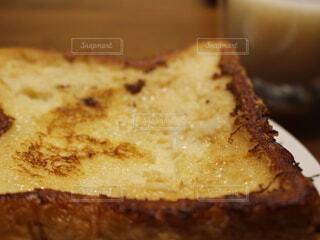 フレンチトーストの写真・画像素材[4619781]