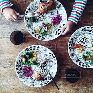 朝食の写真・画像素材[546753]