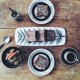 朝食の写真・画像素材[546947]