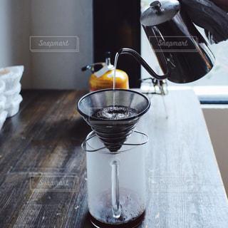 ドリップコーヒーの写真・画像素材[966941]