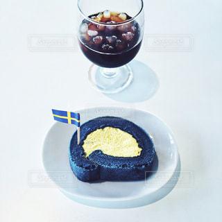 ロールケーキの写真・画像素材[1030769]