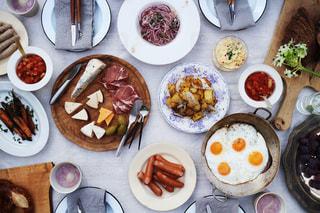 朝食の写真・画像素材[1030772]