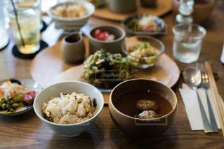 カフェご飯の写真・画像素材[1134681]