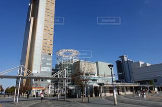 JR高松駅前広場の写真の写真・画像素材[3945028]