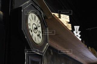 掛け時計の写真・画像素材[4878965]