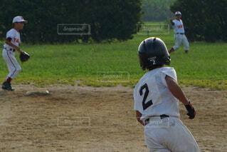 野球少年の写真・画像素材[3962661]