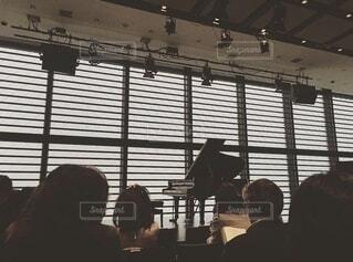 ピアノコンサートの写真・画像素材[3971174]