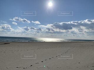 雲の群れの写真・画像素材[4042956]