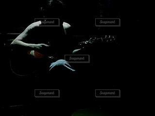 アコースティック ギターの写真・画像素材[4037565]