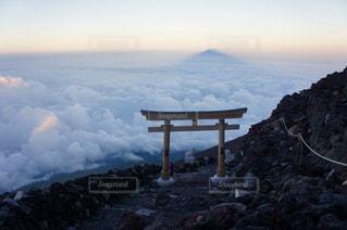 富士山の写真・画像素材[170401]