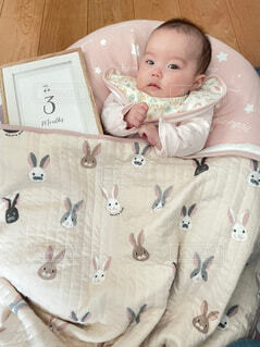 赤ちゃんの写真・画像素材[4264099]