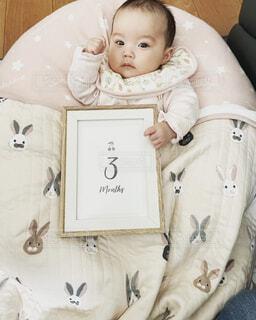 赤ちゃんの写真・画像素材[4264098]