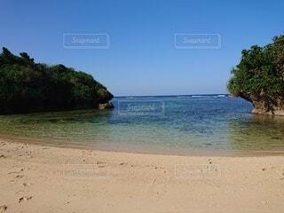 石垣島のビーチの写真・画像素材[3999342]